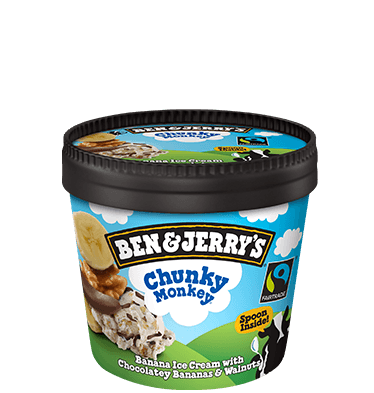 Chunky Monkey Single Serve