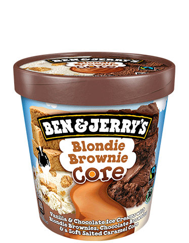 Blondie Brownie Core Pint